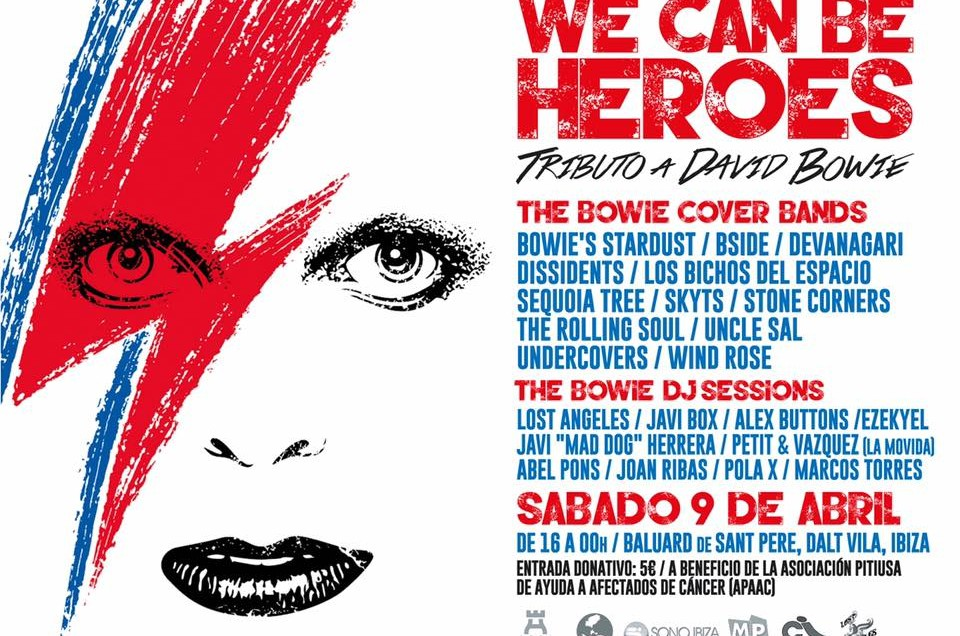 We Can Be Heroes Tributo a David Bowie