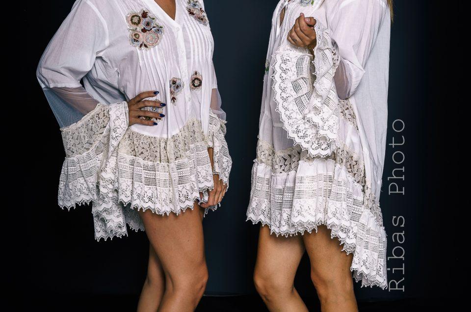 Sesión de moda para TRES IBIZA